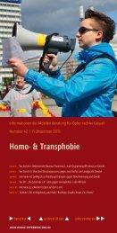 informationen Nr. 42 /Frühsommer 2013 - Mobile Beratung für Opfer ...