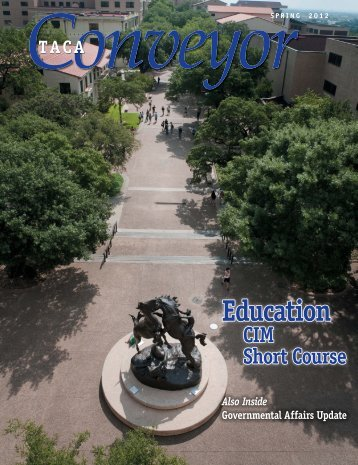 Education - Texas Aggregates and Concrete Association