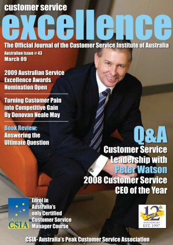 Download - Customer Service Institute of Australia
