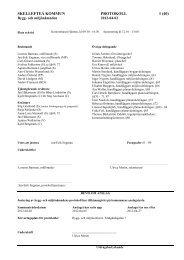 Bygg- och miljönämndens protokoll 2012-04-02 - Skellefteå kommun
