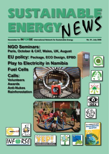 SEN 61 - International Network for Sustainable Energy