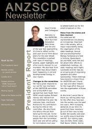2014-ANZSCDB-Summer-newsletter
