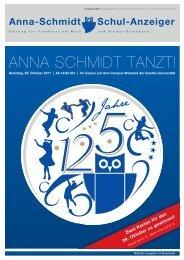 Schulanzeiger 11/04 - Anna-Schmidt-Schule
