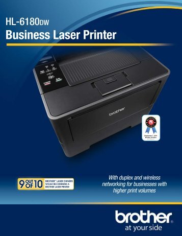 Business Laser Printer - Southwest Business Machines