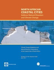 North African Coastal Cities Address Natural Disasters and Climate ...