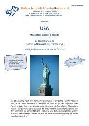 USA Manhattan Express & Florida - Schmidt Travel