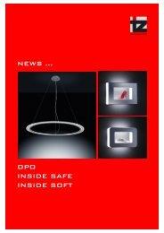 NEWS … OPO INSIDE SAFE INSIDE SOFT - Schmitz Leuchten