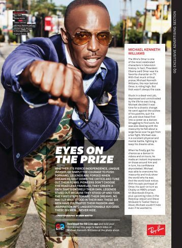 EYES ON THE PRIZE - GQ Design Group