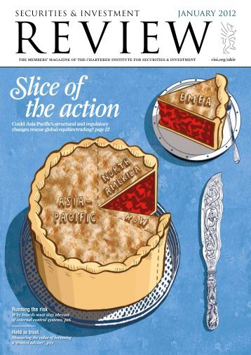 the action Slice of - CISI