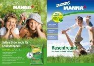 Rasenpflege- Kalender - Schneckenprofi
