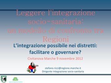 Stefano Ricci - CARD Confederazione Associazioni Regionali di ...