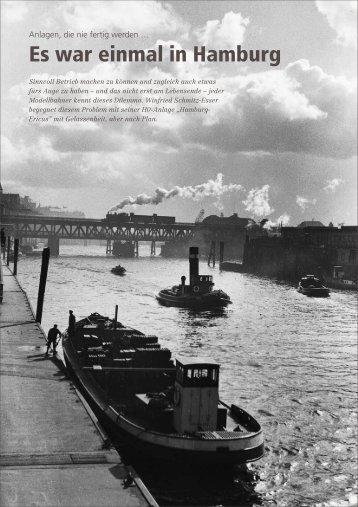 Es war einmal in Hamburg - Winfried Schmitz-Esser