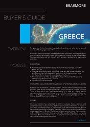GREECE - Braemore Group