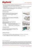 Bedienungsanleitung ACK-201, ACK-230, ACK-260 ... - Maxpoint - Page 4