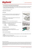 Bedienungsanleitung ACK-201, ACK-230, ACK-260 ... - Maxpoint - Page 6
