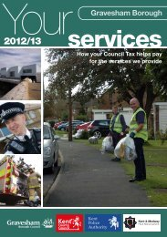 Your Services - Gravesham Borough Council