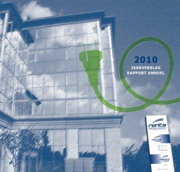 Jaarverslag 2010 - Renta