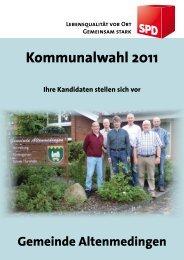 Kommunalwahl 2011 - SPD-Ortsverein Bevensen