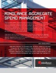 MINDLANCE AGGREGATE SPEND MANAGEMENT