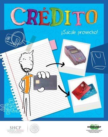 Cuaderno Educativo de Crédito - Condusef