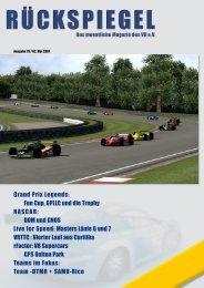 Fun Cup, GPLLC und die Trophy NASCAR - Virtual Racing eV