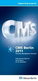 CMS Berlin 2011