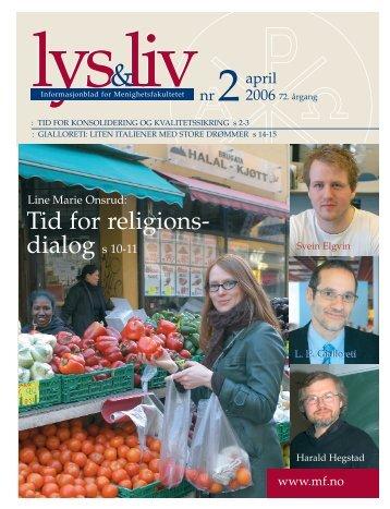 Lys & Liv 02-2006 web - Det teologiske Menighetsfakultetet