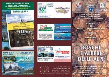 Corso boschi e alberi delle Alpi - Club Alpino Italiano – Comitato ...