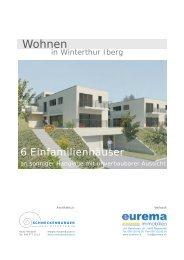 Prospekt EFH - Schneckenburger Architekten AG
