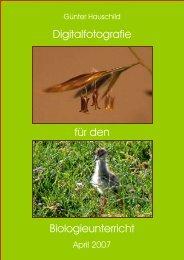 M - Digitalfotografie für den Biologieunterricht - School-Scout