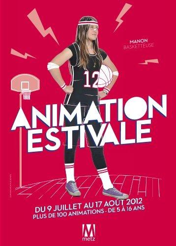 Livret à télécharger Animation estivale 2012 - CRI-Bij