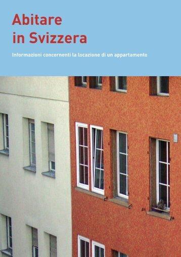 Locazione di un appartamento - Mieterverband