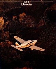 Dakota Specifications - Aero Resources Inc
