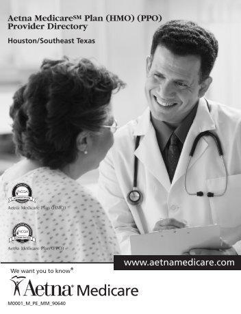 Aetna MedicareSM Plan (HMO) (PPO)