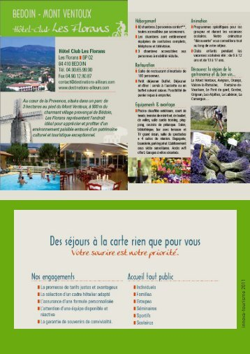 innova-tourisme 2011