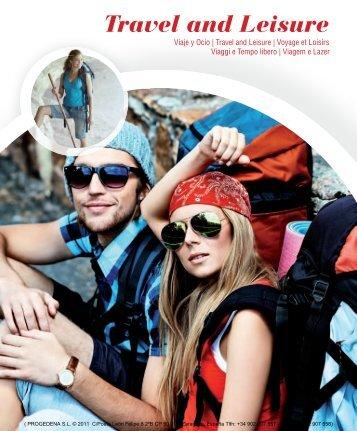 Travel and Leisure - Progedena