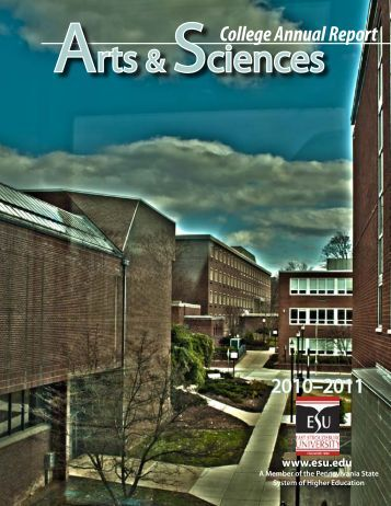 2010-2011 report - East Stroudsburg University
