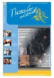 Mitteilungsblatt Ausgabe 2 -  Verbandsgemeinde Nassau