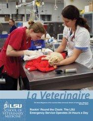 Rockin' Round the Clock - School of Veterinary Medicine - Louisiana ...