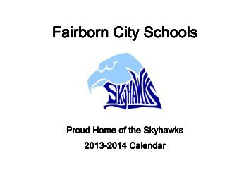 Click - Fairborn City Schools