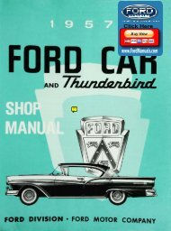 View Product Sample - FordManuals.com