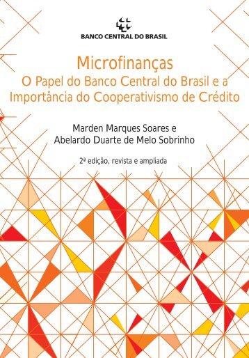 Microfinanças – O Papel do Banco Central do Brasil e a Importância ...