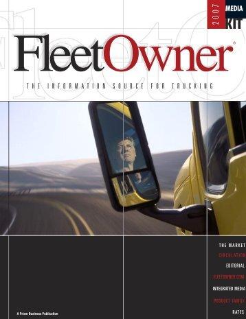 KIT - Fleet Owner
