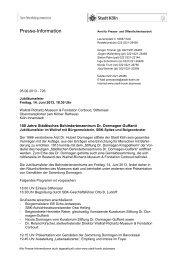 SBK PM 20130605 100 Jahre Städt. Behindertenzentrum Dr ...