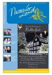 Mitteilungsblatt Ausgabe 46 - 2010 - Verbandsgemeinde Nassau