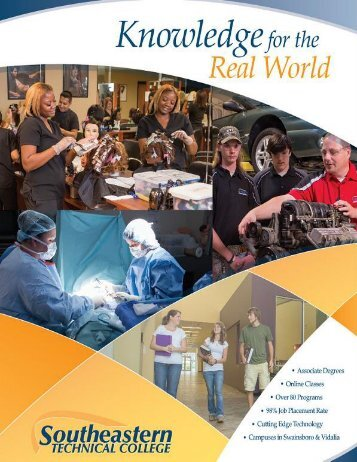 New Student Orientation Booklet - Southeastern Technical College