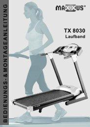 TX 8030 Montage - MAXXUS