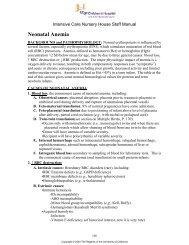 Neonatal Anemia - Avpivnik.ru