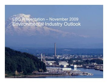 Keynote: Robert C. Weber - Environmental Business Council of New ...