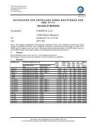 gutachten zur erteilung eines nachtrags zur abe 47173 366-0302-07 ...